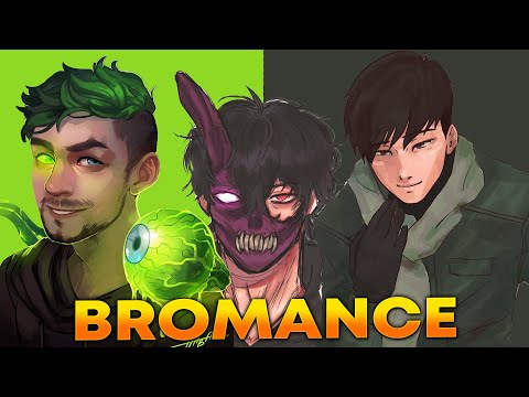 JACKSEPTICEYE ALSO GAVE SYKKUNO A NICKNAME | BROMANCE FOR 8 MINUTES