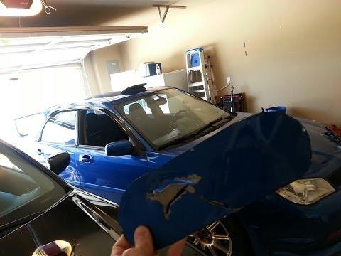 Subaru JDM Spec C Roof Vent Kit ReUnboxing