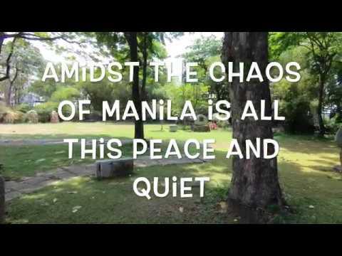 Fort Santiago and Manila Cathedral Intramuros Manila