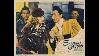 Фильм-нуар  Жестокий Шанхай (1941) Gene Tierney Walter Huston Victor Mature . egoleshik