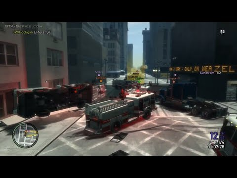 Rockstar Games Multiplayer Event on GTA IV PC (December 2, 2011)