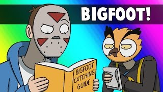Vanoss Gaming Animated - Bigfoot Hunters! thumbnail