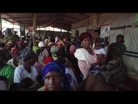 Providing critical health care to thousands of Burundi refugees in Tanzania