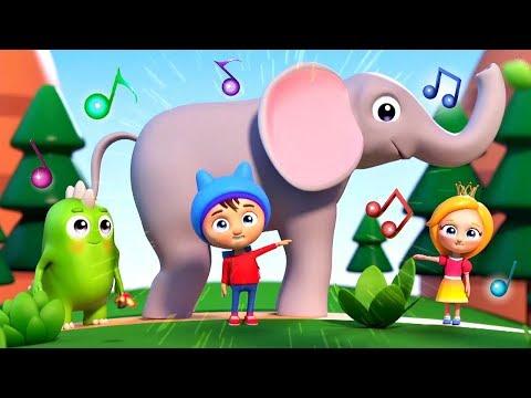 Сина и Ло - На восходе - Развивающие песенки для детей ютуб