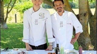Huesca la Magia de la Gastronomía by Toño Rodriguez y Diego Herrero Expo Milán en Italiano