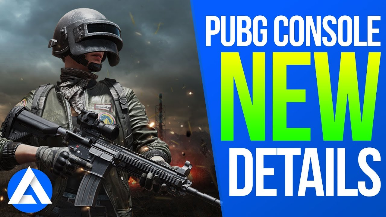 PUBG Xbox New Info | Visual Update, Ledge Grabbing, Water Vehicles, Erengal Changes & More!