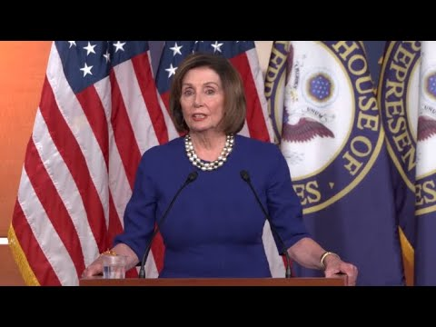 WATCH LIVE: Pelosi holds news conference after Trump's impeachment acquittal