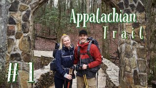 Appalachian Trail 2020 Ep. 1 - The Arch to Neel Gap