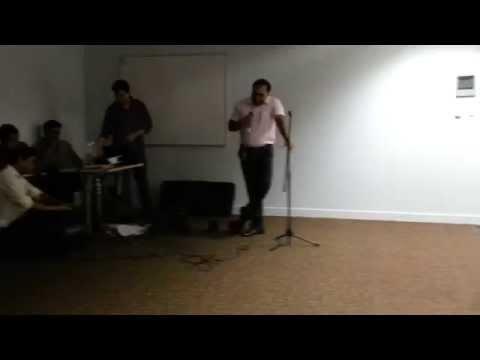 CSC Utsav - Pre Finale - Saurabh Arora (Jagjit Singh Sahab's Ghazal Medley)