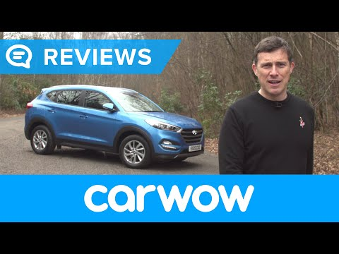 Hyundai Tucson SUV 2018 review | Mat Watson Reviews