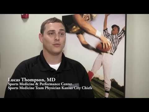 Dr. Lucas Thompson - The Similarities in Treating Pros versus High School Athletes