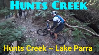 [Sydney Hills MTB] Hunts Creek || Hunts Creek Reserve to Lake Parramatta