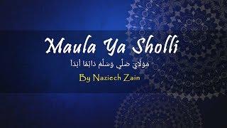 Sholawat TERBARU! Sholawat Burdah (Maula ya Sholli) By Naziech Zain