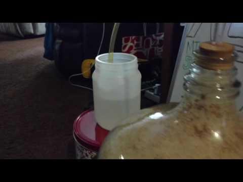 Blind pig fermenting