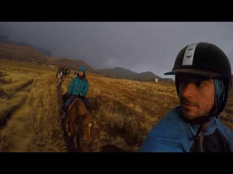 Journey to Lesotho - Khotso Horse Farm
