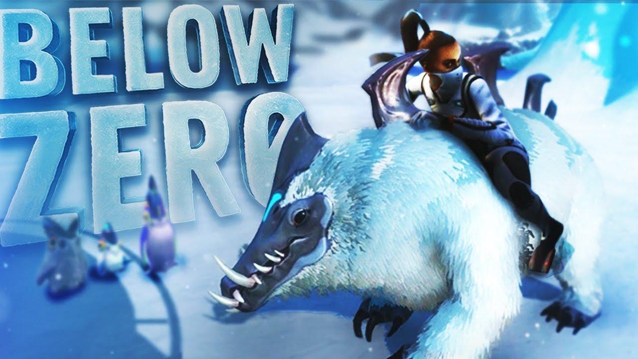 Subnautica Below Zero – DEFEATING THE BEAST! New Snow