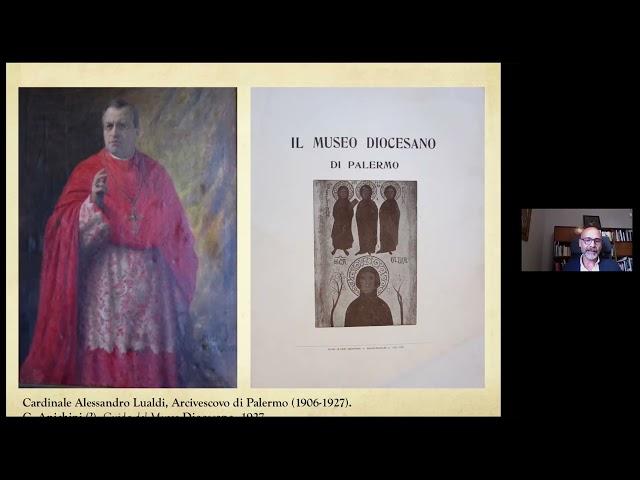 (IT) Tracce spagnole nel nuovo allestimento del Museo Diocesano di Palermo. 27 Maggio 2021