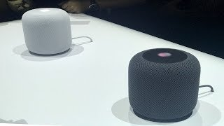 HomePod: Apple's upcoming Siri-based speaker designed to reinvent the way you enjoy music at home.