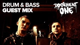 Document One - Drum & Bass Guest Mix - September 2014