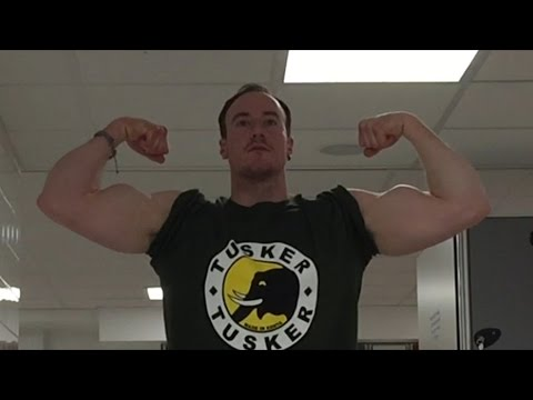 Natural Bodybuilding Mass Building Program Update.