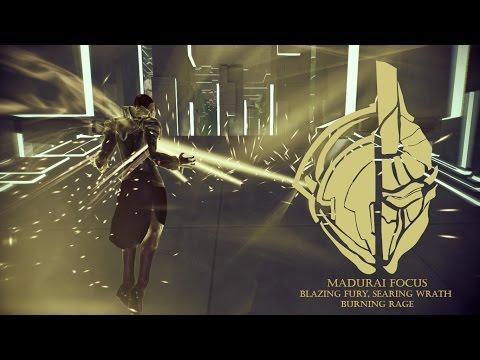 Warframe- Madurai Focus#8 Maxing Blazing Fury, Searing Wrath and Burning Rage