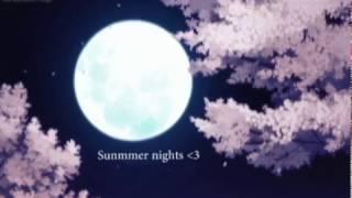 Summer nights ~ Oliver