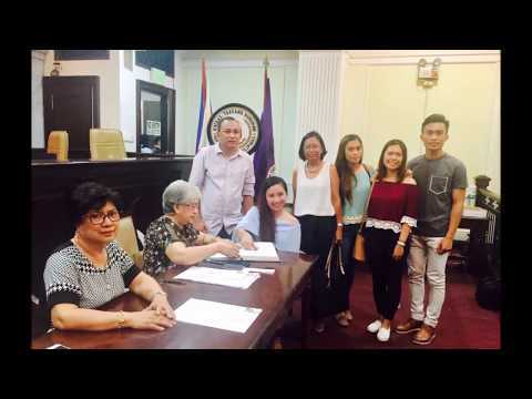 SIgning on the Rolls of Attorneys 2017 - Supreme Court Manila