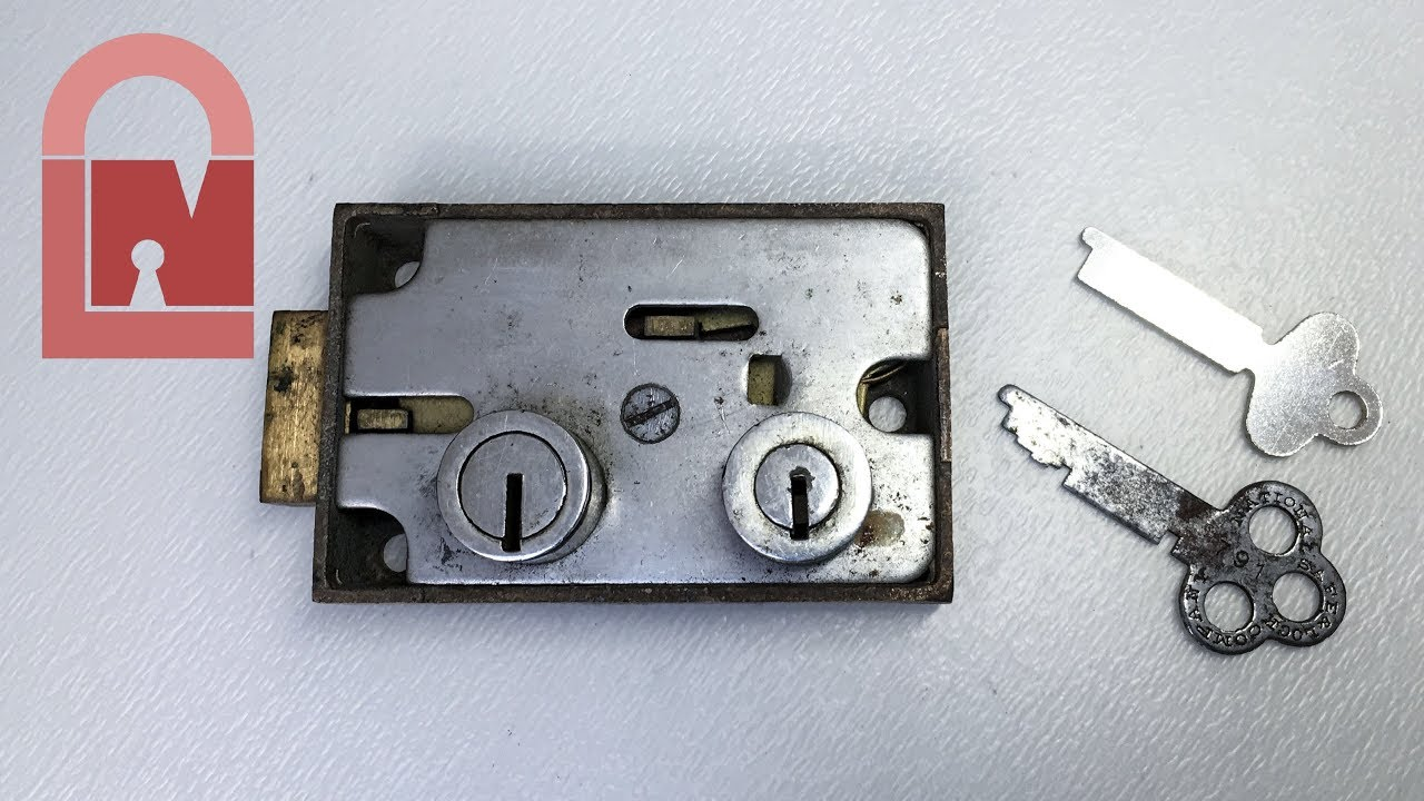 (297) Making a Master Key for a Safety Deposit Box Lock