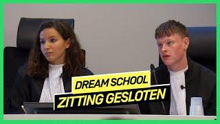 De leerlingen moeten in de rechtbank verschijnen | DREAM SCHOOL 2020 | NPO 3 Extra