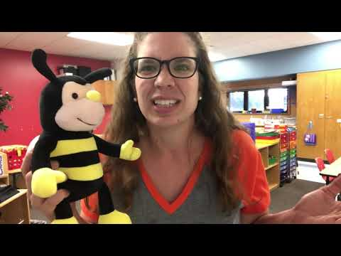 Here is the Beehive - All-School Meeting Prep