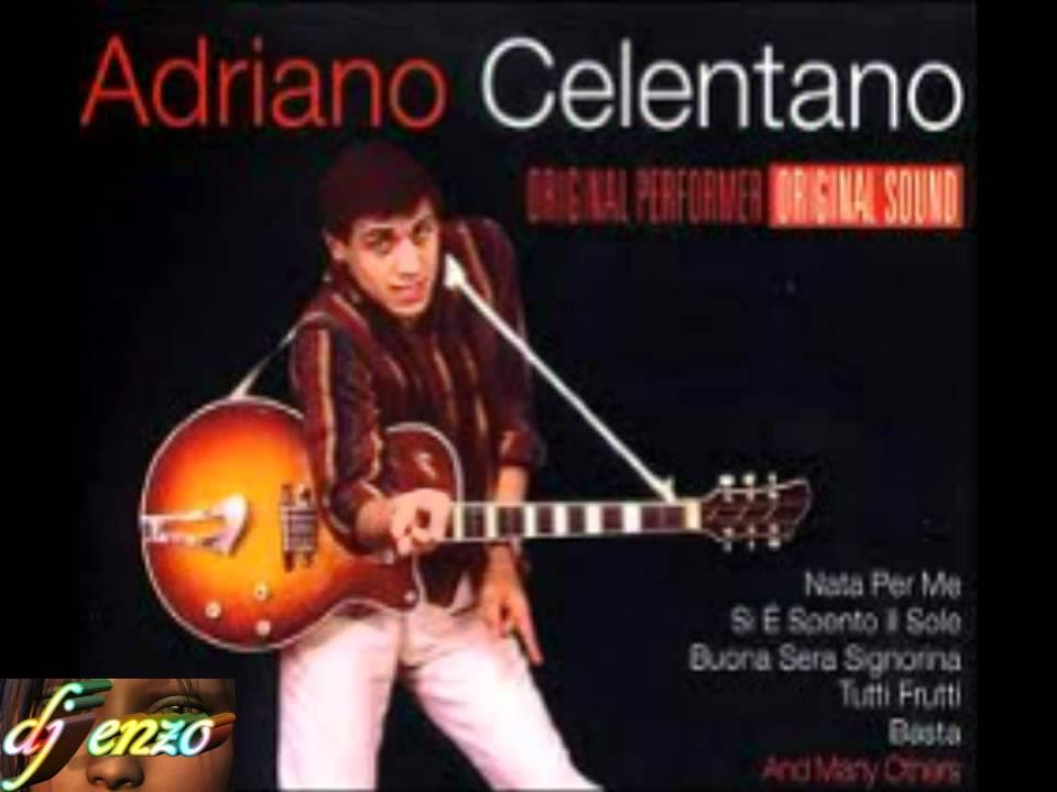 Adriano Celentano Anni 60 Youtube