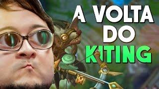 A VOLTA do KITING!