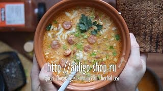 луковый суп с пивом
