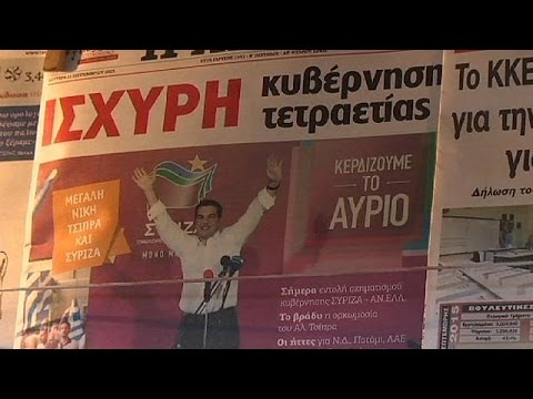 What Now For Greece? Voters React To Syriza's Storming Election Victory