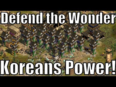 Defend the Wonder! Koreans OP Pls Nerf!