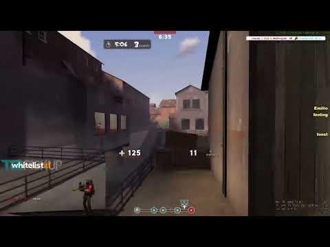 UGC Platinum pl_badwater_pro Sniper POV w/ comms.
