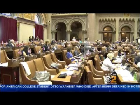 NY State Legislature Adjourns Without Extending De Blasio's Control Of City Schools