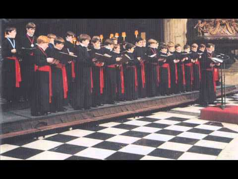 There's a wideness in God's mercy - Choir of St Paul's Cathedral, London
