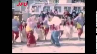 old nepali movie chautari song thok madal