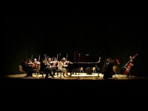 C. Debussy -  Danse Sacre et Profane - I Solisti Aquilani - Ilia Kim