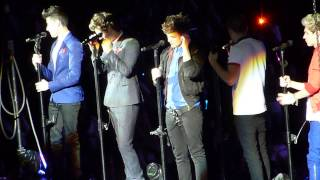 Download Lagu One Direction - Last First Kiss/Moments - Take Me Home Tour - London o2 23/02/13 Matinee mp3