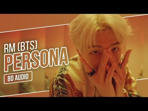 BTS 방탄소년단 RM - Persona 8D   Use Headphones