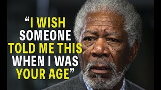 The Video That Will Change Your Future | One of the BEST MOTIVATIONAL VIDEOS EVER | Morgan Freeman