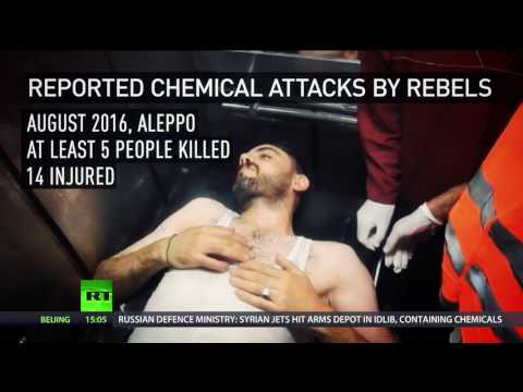 'Rebels, not Assad, benefit from Idlib chemical weapons attack'