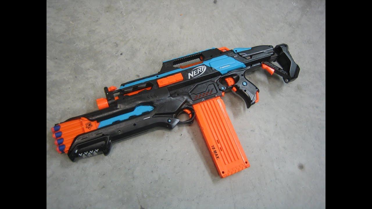 [MOD] Nerf Rapidstrike + Rough Cut Integration ...  [MOD] Nerf Rapi...