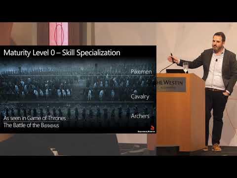 Beyond Cross Functionality: The Skill Liquidity Maturity Model (SLiMM)