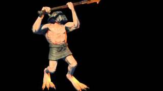 Rooks Keep: Beast_Pawn animations