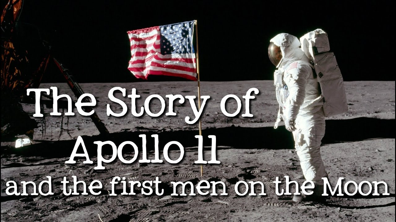 Who Were The First Man To Land On The Moon 119