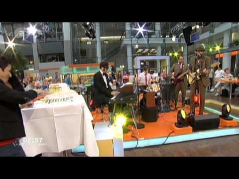 Freddy Fischer  / ZDF-Morgenmagazin live 13.07.2012