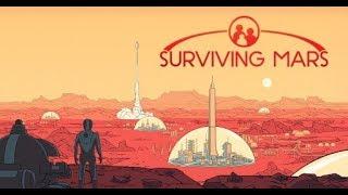 WYSŁALI MNIE NA MARSA - Surviving Mars #1